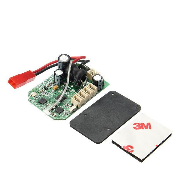 Original Receiver Set for WLtoys <font><b>V950</b></font> RC Helicopter Accessories Spare <font><b>Parts</b></font> Main Board V.2.<font><b>V950</b></font>.020 (In stock) image