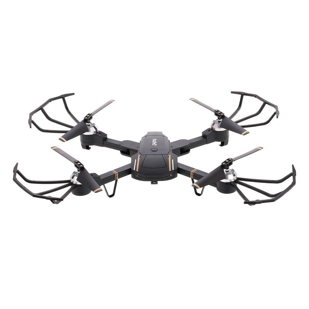 JY019 Drone pliable Selfie RC avec caméra FPV Wifi maintien d'altitude quadrirotor VS H36 E51 H47 E58