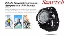 Smartch XR05 Smart Phone Watch IP68 waterproof Smartwatch Outdoor Mode Fitness Tracker Reminder 550mAh battery Wearable Devices