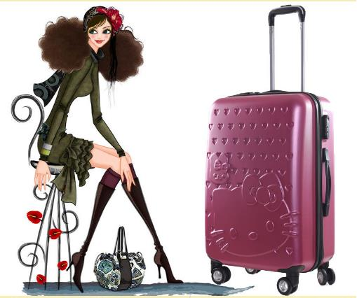 Online Buy Wholesale discount luggage from China discount luggage ...