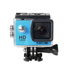 Original SJCAM 2.0″ SJ4000 Basic Action Camera Waterproof 1080P Helmet Camera HD Sport DV Firmware V1.5 Sports Camera