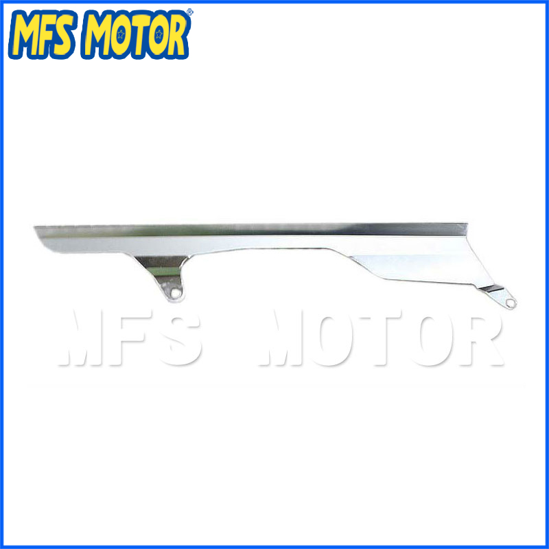 Freeshipping motorcycle parts Chain Guard For Yamaha  YZF-R6 YZFR6 YZF R6 2006 2007 2008 2009 Silver aftermarket free shipping motorcycle parts silver chain guard for yamaha 2006 2007 2008 2009 yzf r6 yzfr6 yzf r6