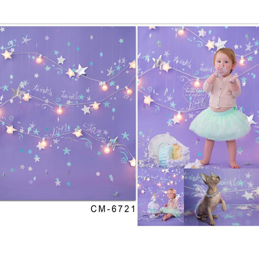 Photo Backdrop Babies Holiday Font