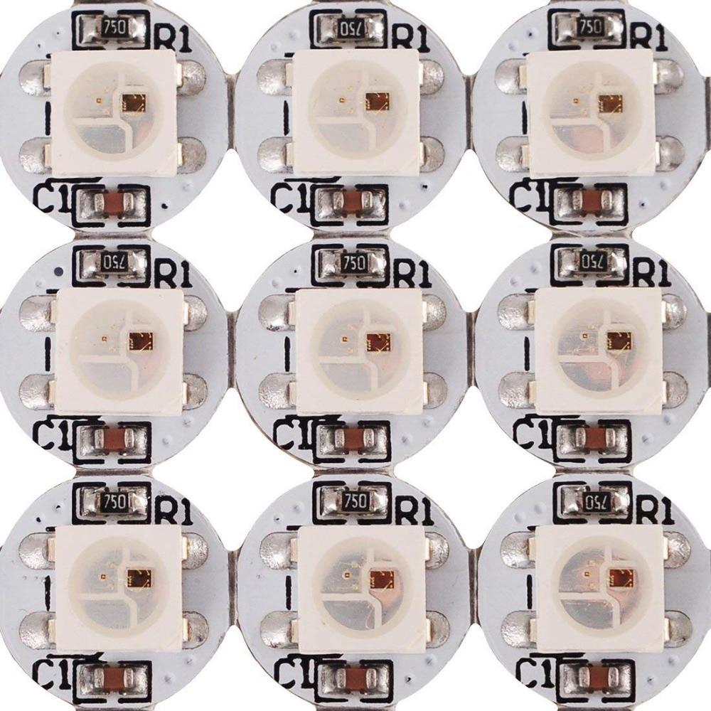 4pins 1000pcs Ws2812 2812 Led Chip Ic Smd 5050 Ws2812b 5050 Smd W/ Ws2811 Individually Addressable Digital Rgb Led Chip 5v For Improving Blood Circulation