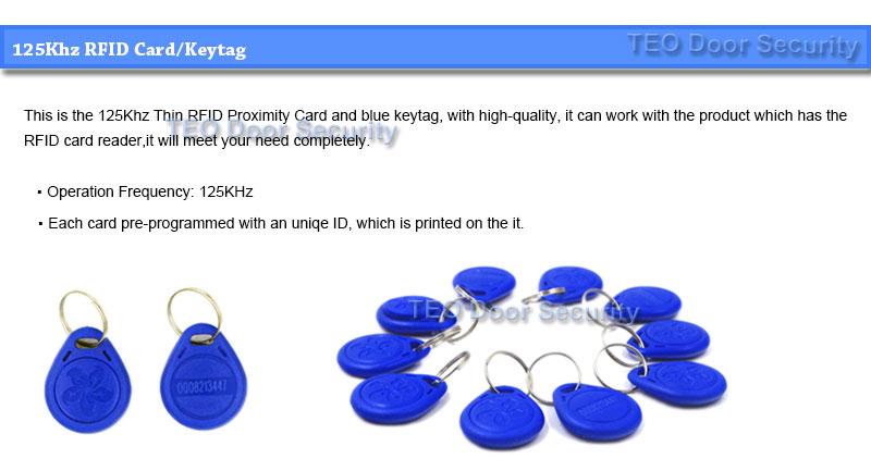125KHZ-RFID-Card