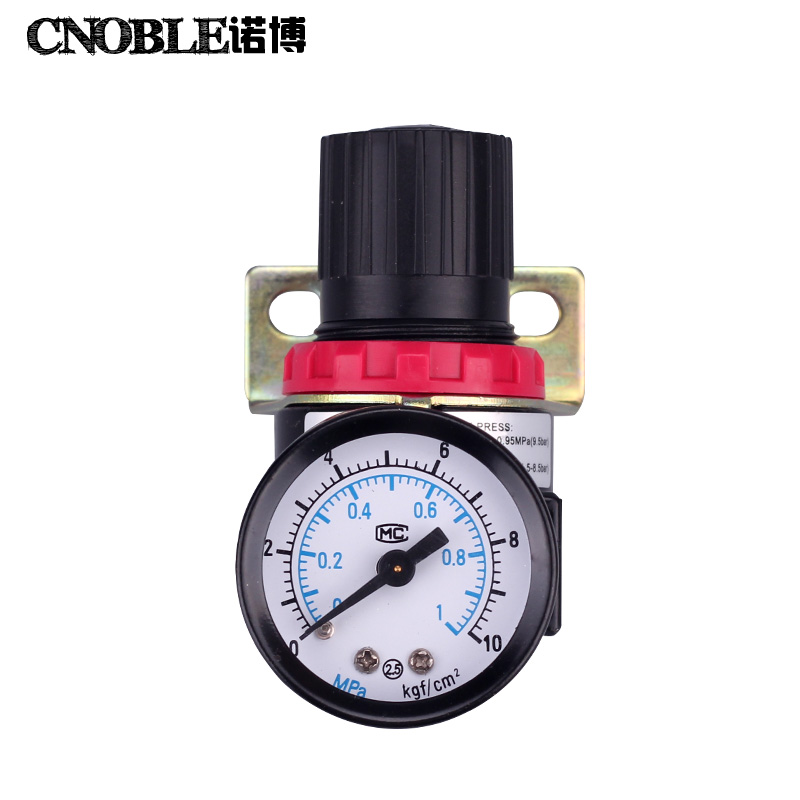 1/4 Port Air Source Treatment Unit FR.L Combination,AR2000 Air Filter Pressure Regulator With Pressure Gauge And Cover 1 4 bfr 2000 air source gas treatment pressure filter regulator model bfr2000 with pressure gauge