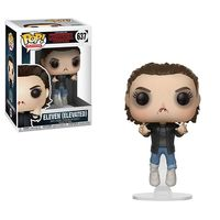 Exclusive Funko pop TV: Strangers Things Eleven Elevated Vinyl Action Figure Collectible Model Toy with Original Box