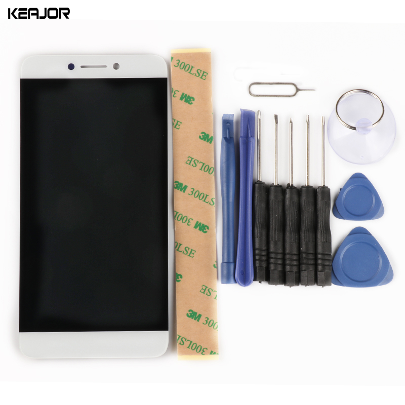 Leeco Cool 1 LCD Display+Touch Screen+Back Light Flex cable Tools Glass Panel Digitizer For Letv Leeco Cool 1 C106 C103 R116