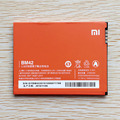 100% original genuine para xiaomi redmi xiao mi hongmi note 4G Principal BM42 Bateria Do Telefone Celular de Alta Capacidade 3100 mAh Top qualidade
