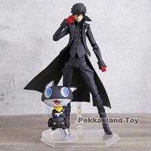 Persona 5 Shujinkou and Morgana Joker Figma 363 подвижная фигурка, Коллекционная модель, кукла, игрушка