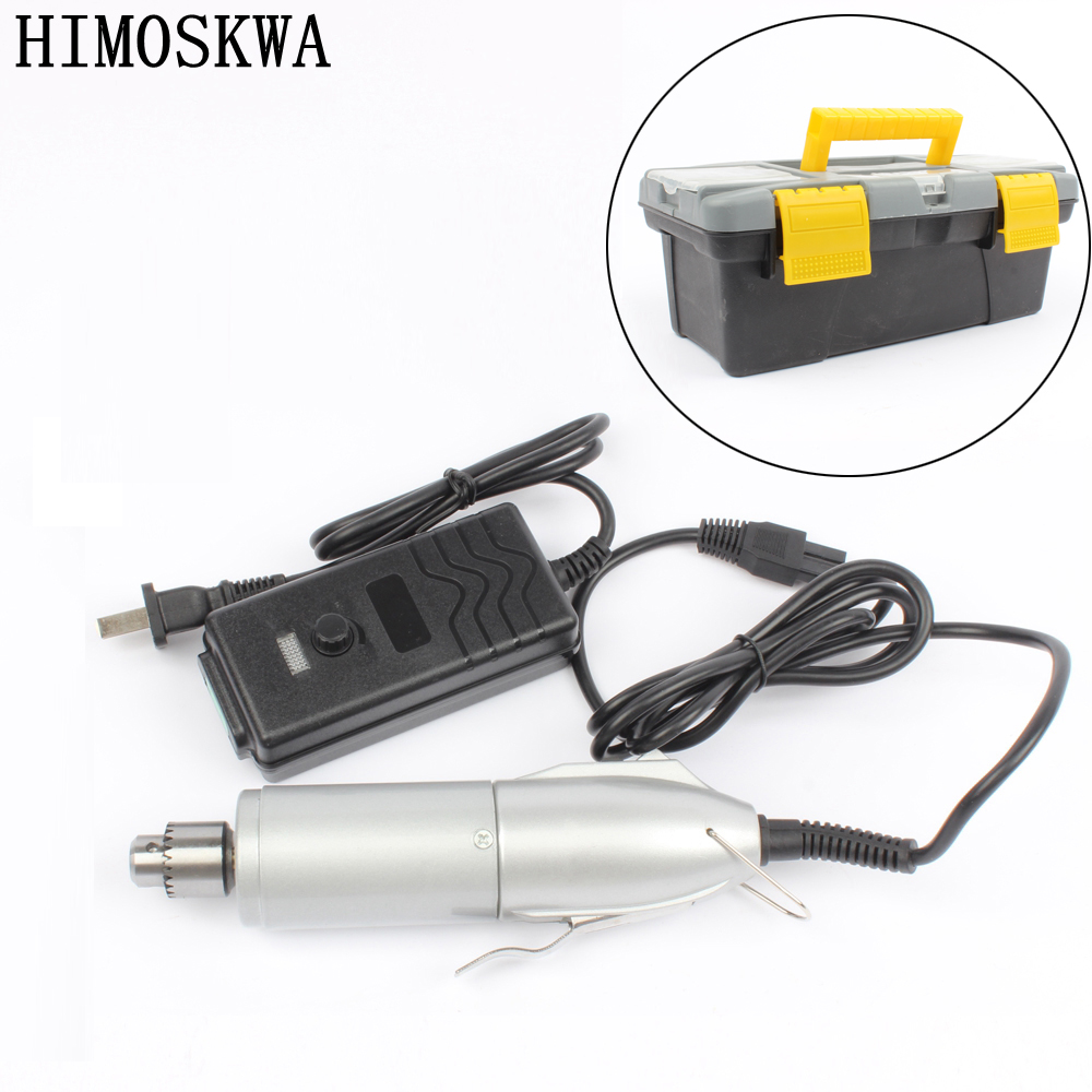 40W 220V Hand held Adjustable speed electric mini electric drill Mini electric drill grinding machine polishing professional все цены