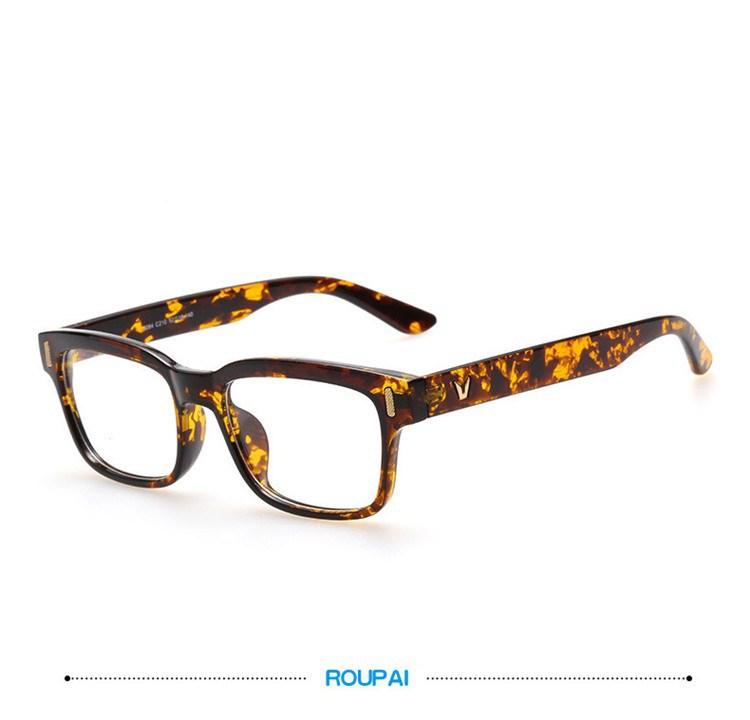 Vintage Brand Design Grade Eyewear eyeglass frames Eyeglasses Eye Glasses Frames For Women Plain optical mirror spectacle frame (18)
