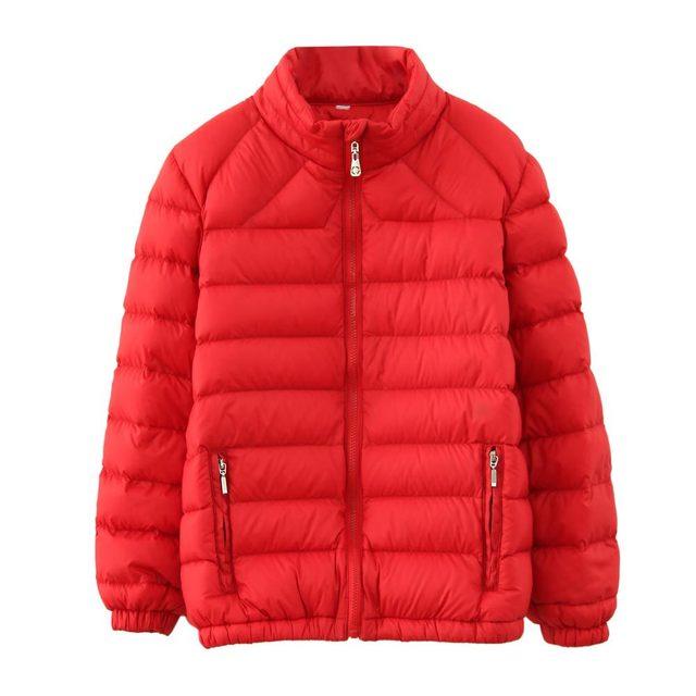 a84eef267 Lightweight design High Quality Down Jacket For Girls Boys Winter ...