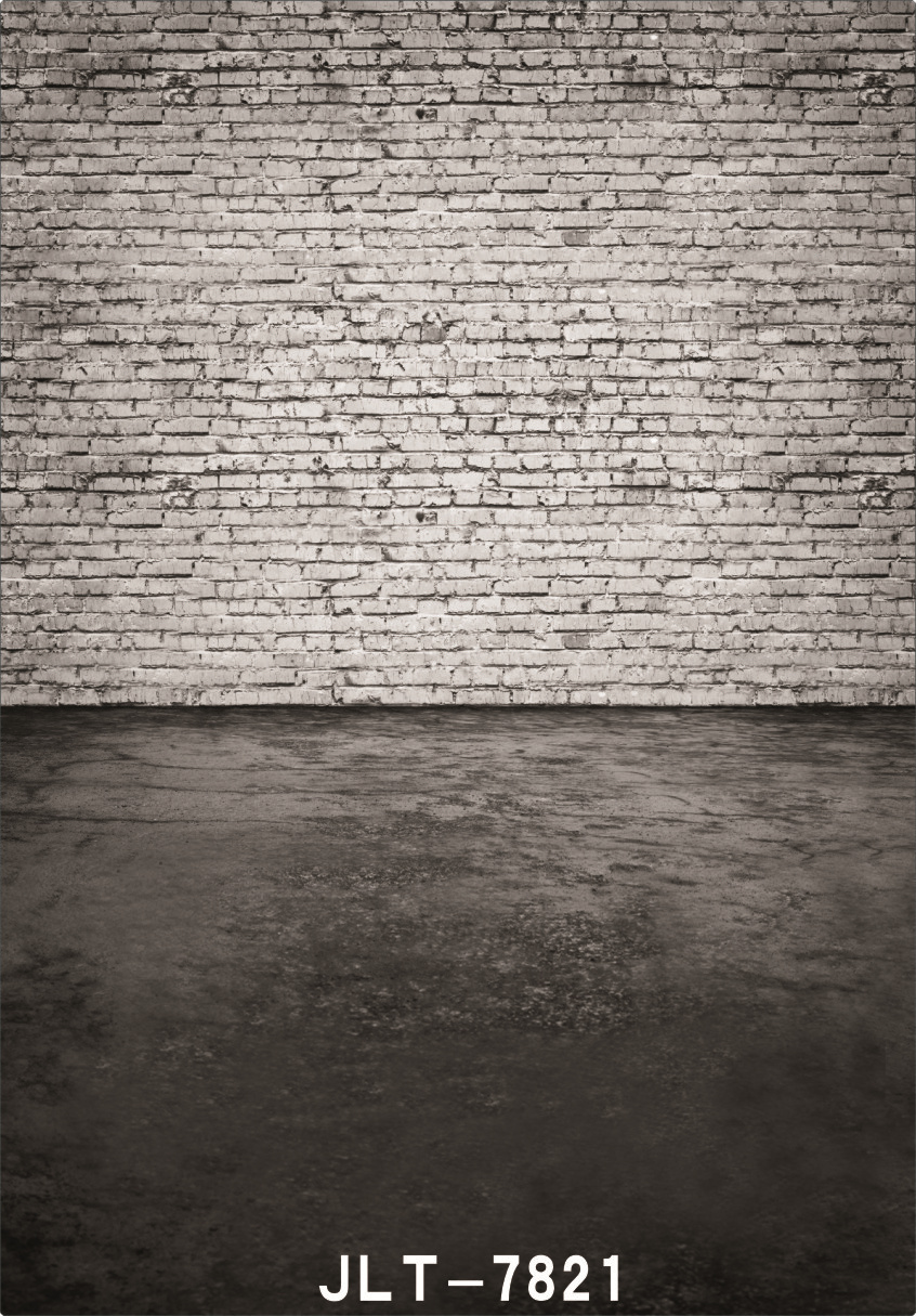 Grey Brick Wall Photo Backgrounds for Photo Studio Computer Printed Vinyl Photography Backdrop for Wedding Children Baby Newborn photo vinyl backdrop top promotion studio photography backgrounds 6 5ftx10ft 2x3m computer paint foldable free shipping