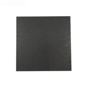Image 2 - Indoor P3 Led Display Module Panel RGB Full Color 64 x 64 dots Led Matrix For Digital Clock 1/32 Scan