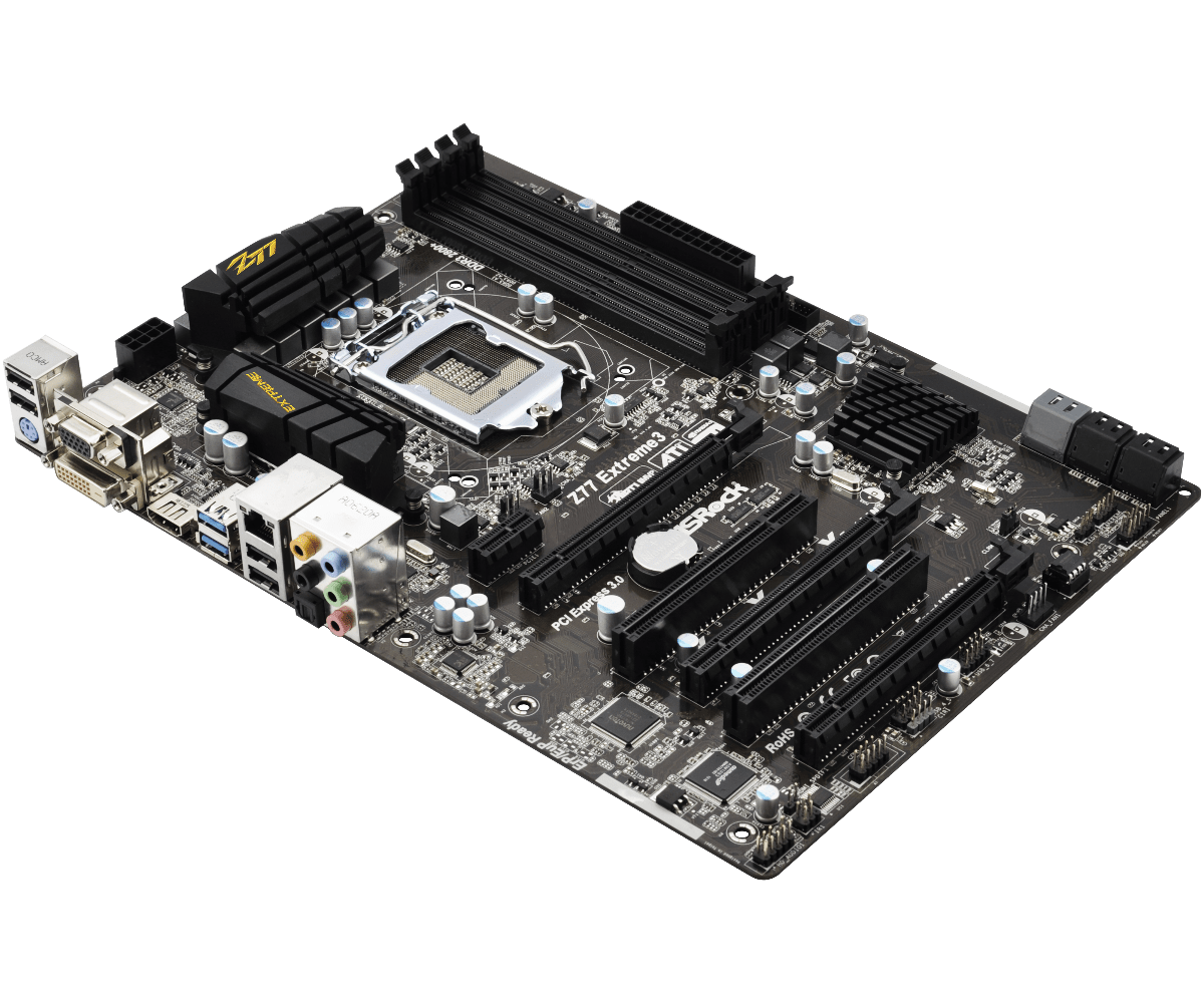 Asrock Z77 Extreme3 Driver for Windows 7