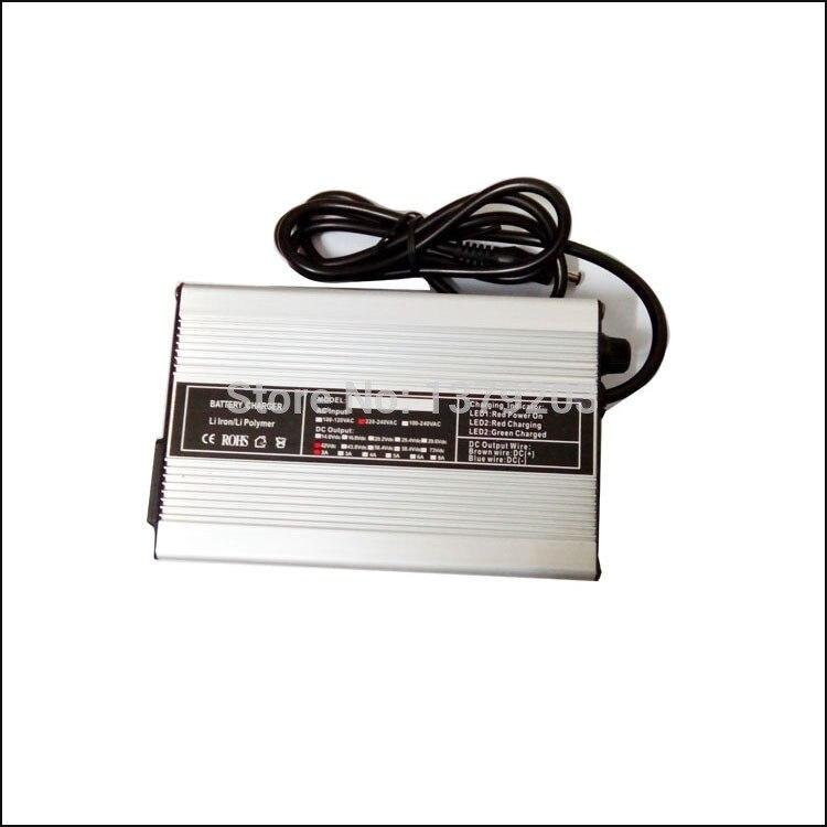36 V 10 S vélo électrique lithium ion chargeur de batterie 42 V ebike chargeur de batterie 36 V vélo électrique chargeur de batterie avec courant 2A-in Chargeurs from Electronique    1