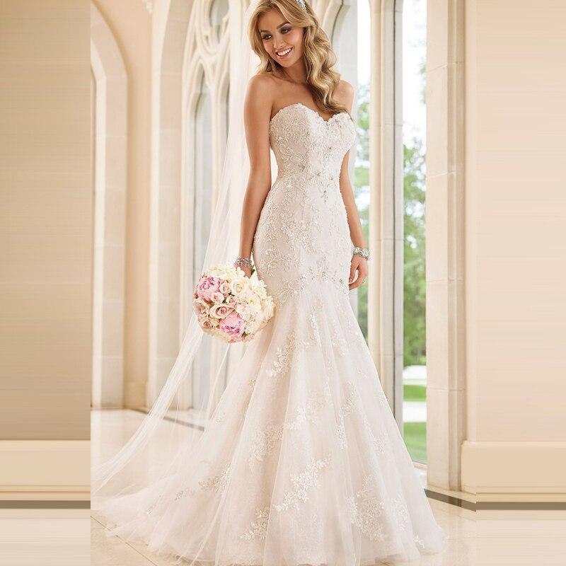 Свадебном платье америка