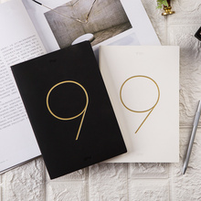 2019 Agenda Notebook kawaii 365 Daily Weekly Monthly Yearly Calendar Planner Schedule Organizer Journal books school A5 Simple