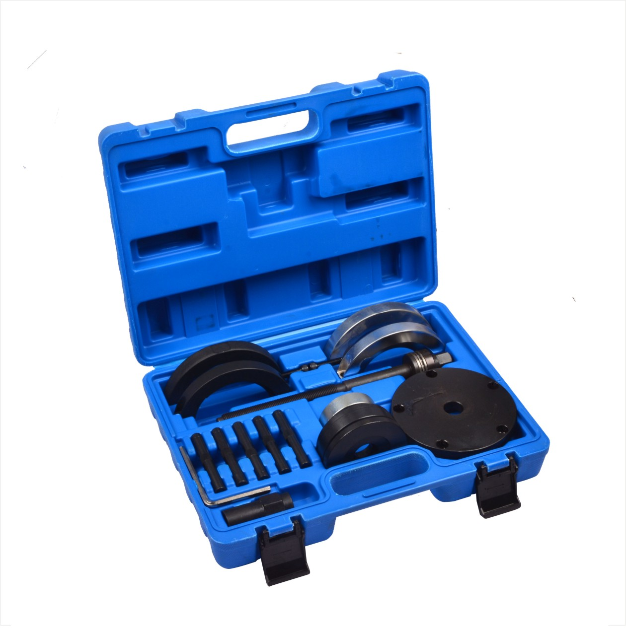 New High Quality 85 mm Front Wheel Bearing Tools For VW T5 Touareg Transporter Multivan With 16 Rims Wheel Hub Removal Tool high quality odm 96teeth xh timing wheel