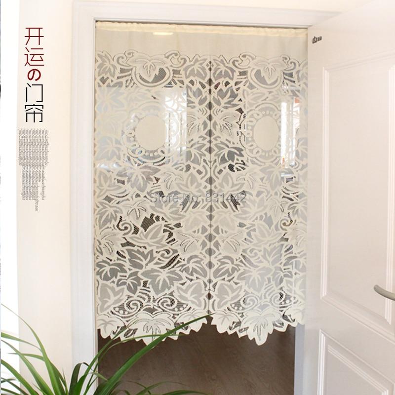 Tela de cortinas para cocina cortina con boleros dos alas - Tela cortina cocina ...