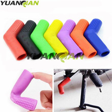 Universal Motorcycle Gear Shift Lever Rubber Sock Shifter Boot Shoe Case Protectors Covers Moto Replacement Patrs