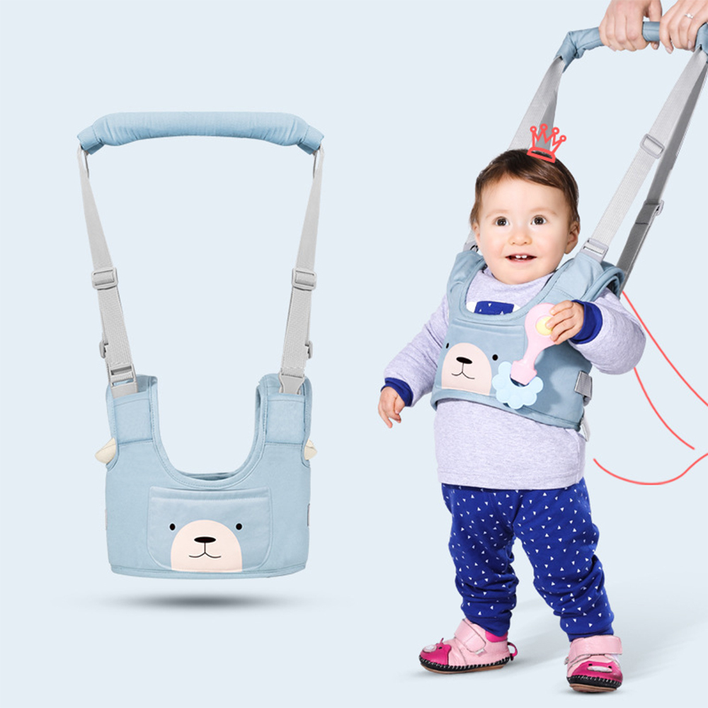 Baby Walking Assistant Safety Toddler Kid Harnesses Leashes Walking Belt