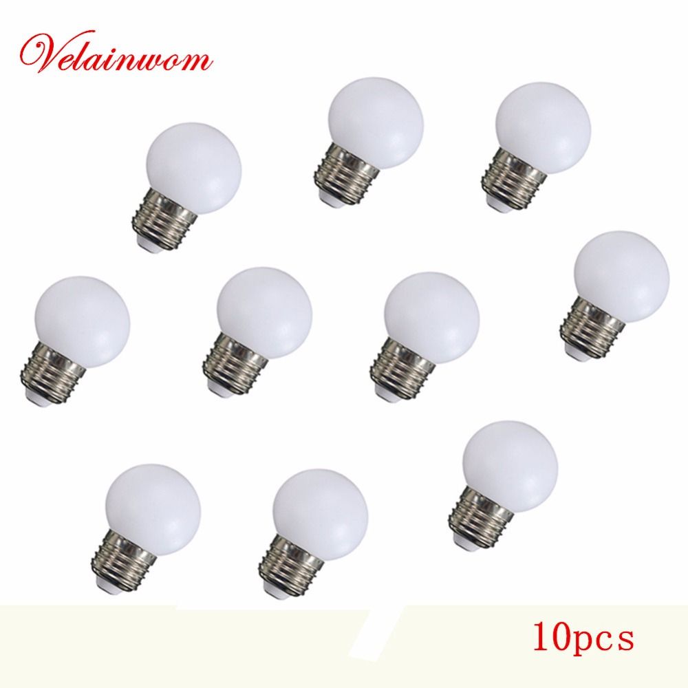 10pcs/lots Led Bulb Light E27 Warm/Cold White AC220-240V 3W Energy Saving Led Lamp For Home Lighting