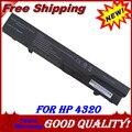 6 células bateria para HP Compaq 320 321 325 326 420 421 620 621 587706 - 751 587706 - 761 593572 - 001 HSTNN-UB1A PH06 BQ350AA