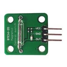 Магнитный датчик магнитный переключатель геркон электронный компонент для bte16-20 Прямая поставка