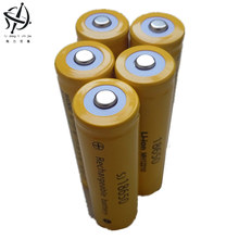DING LI SHI JIA XH 8 sztuk 18650 3.7 v 9900 mah akumulator litowo baterii latarki 18650 baterie 3.7 V