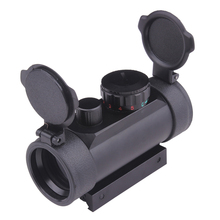 Holographic  Rifle Airsoft Gun Red Dot Riflescope Tactical Lens Sight Scope Hunting Red Green Dot for Shotgun Rifle Hot 22mm rail tactical hunting riflescope 4x30 red green dot sight scope laser sight shooting scope gun rifle airsoft accessories