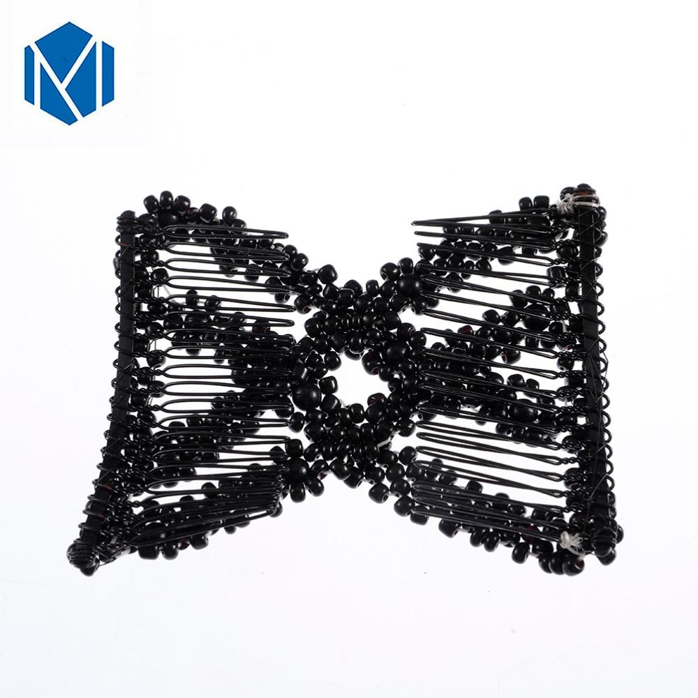 50PCS 6 cm Forme de Papillon Hair Bows Bowknots Boutique pour bandeaux no clips