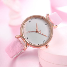 New Fashion Simple Women Watches Fashion Casual Ladies Dress Leather Quartz Watch Female Clock Relojes Mujer Montre Femme Gifts