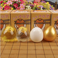 New Creative Toys Jokes Gags Toys Transparent eggs Kids Toys Funny April Fool's Day Spoof Do Not Throw Rotten  5pcs/lot