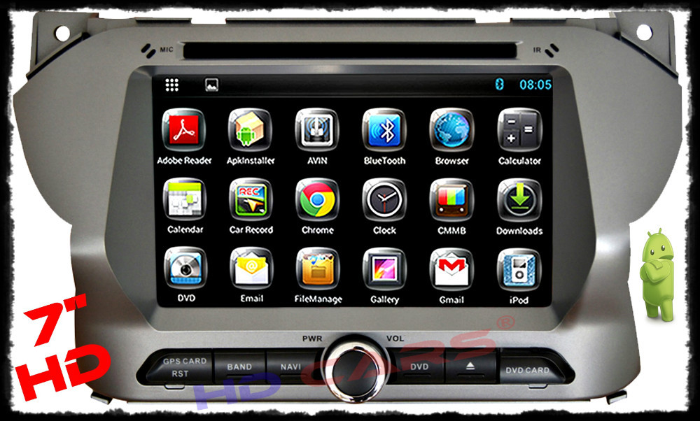 Fit For Suzuki Alto RHD LHD 09 13 DVR DTV 3G WIFI GPS 7HD Capacitive Multi Touch Android 422 CAR DVD PLAYER With Gps In Car Multimedia Player From