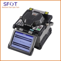 Fusion Splicer RY F600 For FTTx Application Precise and Fast Fusing, SM, MM Fiber Splicer