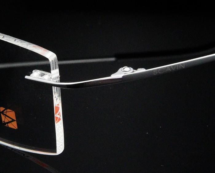Titanium Eyeglasses Rimless (27)