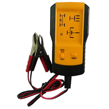 AE100 Car Alligator Clip Tester Automotive Electronic Relay Test Diagnostic Tool