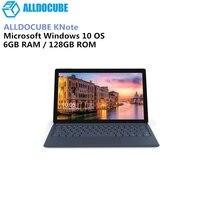 ALLDOCUBE KNote 2 In 1 Tablet PC 11 6 Inch Windows 10 Intel Celeron N3450 Quad