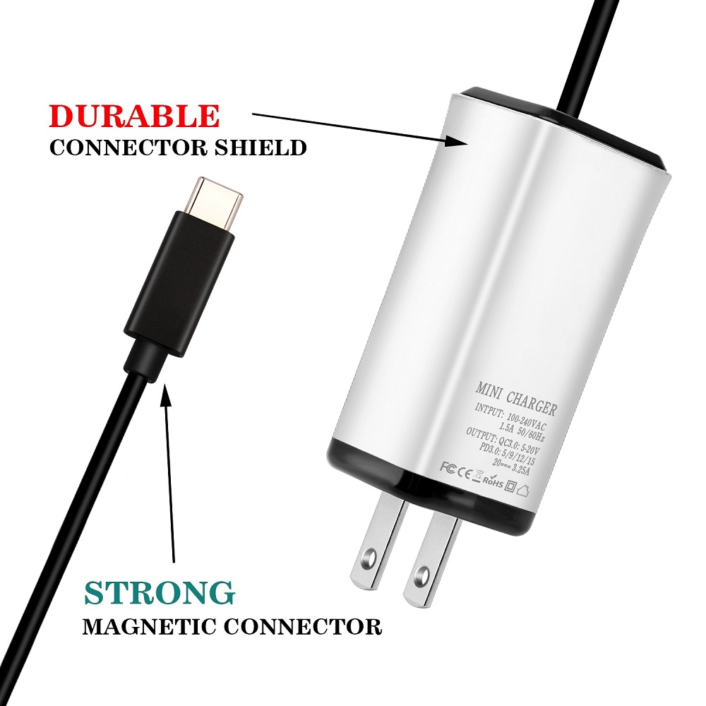 20 3V 3A 61W Type C USB C Charger For font b Macbook b font Pro