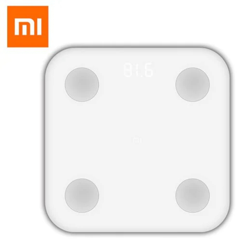 Xiaomi Mi Smart Scale Weight Health Mifit APP Body Composition Monitor Hidden LED Display Body Fat