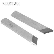 118-46003 нижний нож оверлочные ножи, используемые для промышленной швейной машины