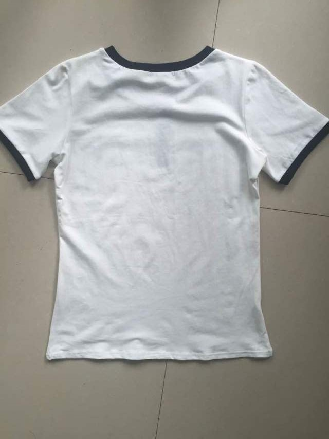 HTB1TXAnMVXXXXX9XXXXq6xXFXXXp - Crybaby Ringer Women T shirt PTC 08