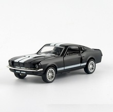 1:32 High Simulation Alloy Model Car , Mustang Car Model Toys,2open The Door,hot Sell Diecast Metal Toy Vehicle,free Shipping 1 32 high simulation alloy model car mustang car model toys 2open the door hot sell diecast metal toy vehicle free shipping