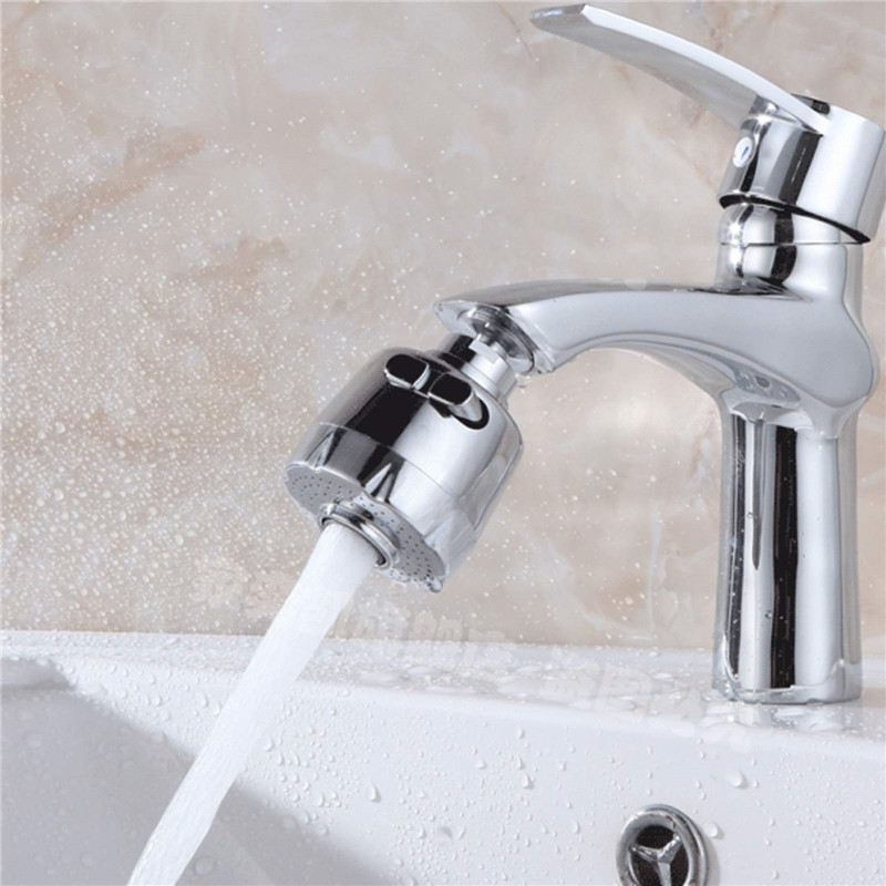 Pleasant Us 4 64 7 Off Two Functions Kitchen Faucet Aerator Water Bubbler 360 Swivel Aerator Kitchen Sprayer Water Saving Aerator Kitchen Accessories In Home Interior And Landscaping Ologienasavecom