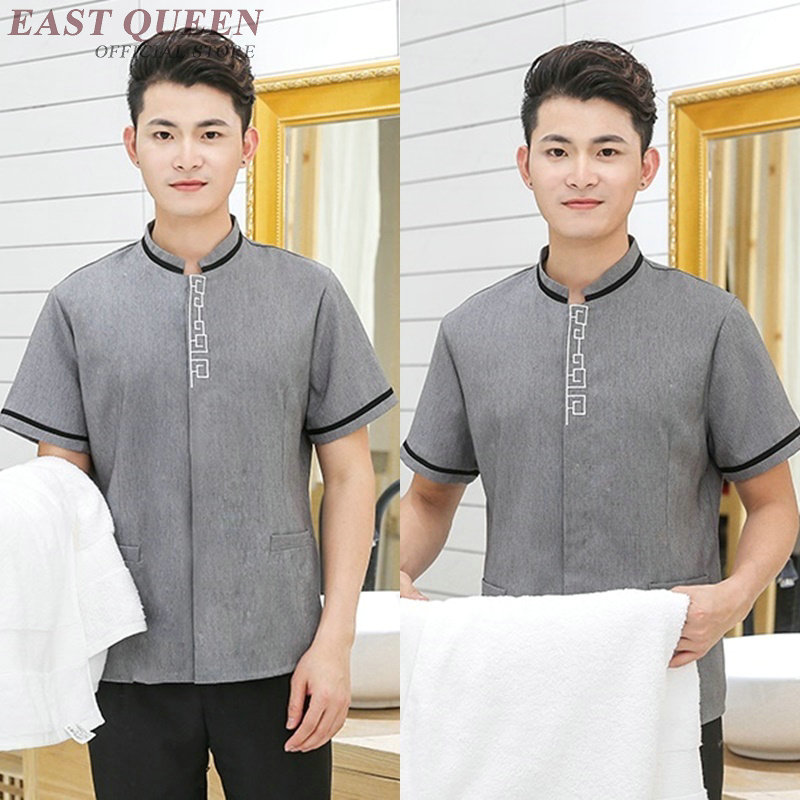 Housekeeping Uniforms Hotel Supplies Maid Hotel Cleaner Uniform Workwear Cleaning Service Uniform Waitress Clothing DD1081