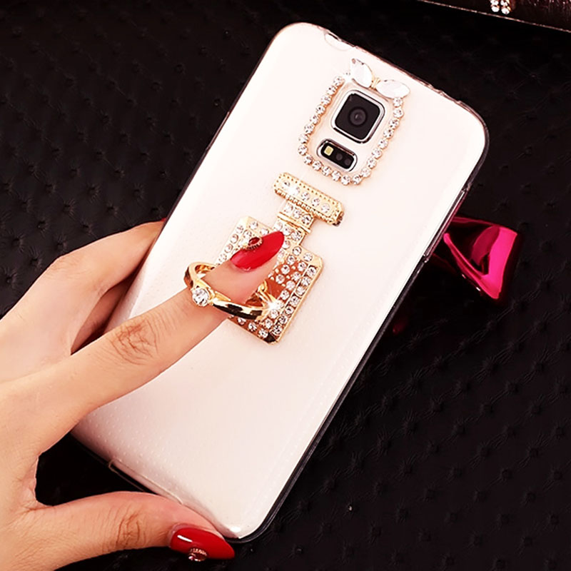 Bling <font><b>Case</b></font> For <font><b>Nokia</b></font> 3.1 5.1 6.1 Plus <font><b>7.1</b></font> Soft TPU Silicone Gel Clear Back Bag Coque <font><b>Case</b></font> For <font><b>Nokia</b></font> 8 7 Plus 6 2018 5 Ring Cover image