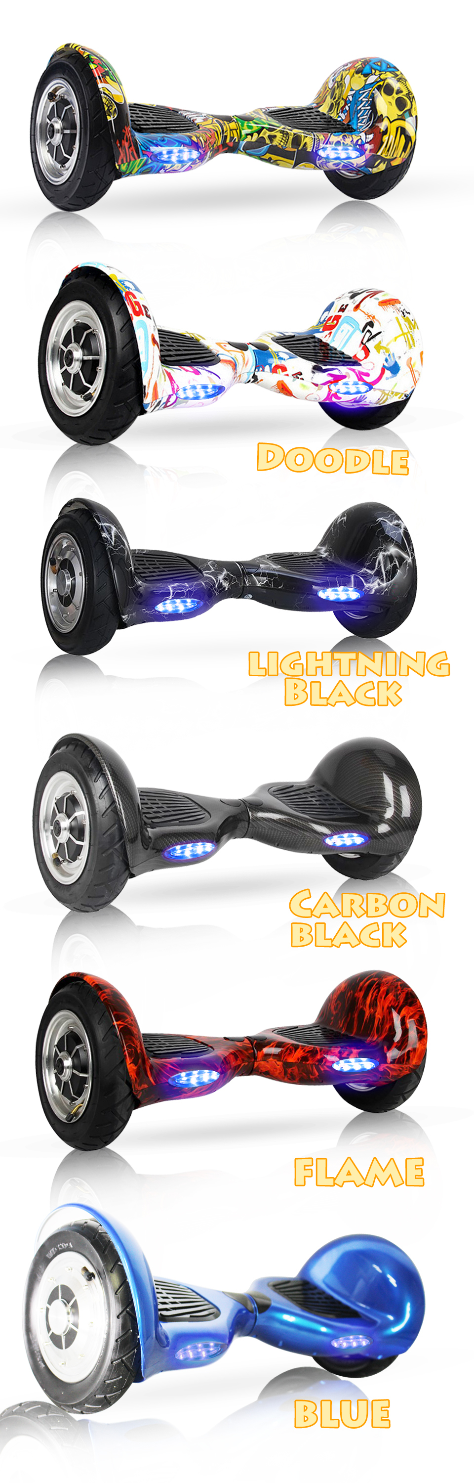 10inch hoverboard
