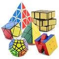 Espejo cubo mágico cubo neo cubo mágico juego de cubos magicos juegos de Puzzle Neocube Divertido de Los Niños Juguetes Para Niños De Plástico 50K277